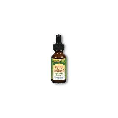 Wild Lettuce Extract Drops Sunny Green 1 oz Liquid