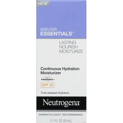 Neutrogena® Ageless Essentials Continuous Hydration, SPF 25