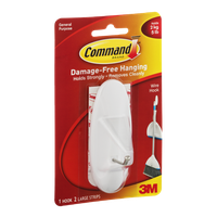 Command Brand Damage-Free Hanging Wire Hook