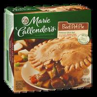 Marie Callender's Pot Pie Beef
