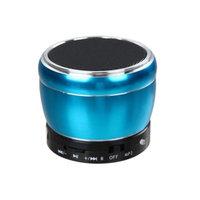 Insten Blue Mini Portable Mobile Music Wireless Speaker For Mobile Cell Phone MP3 Tablet