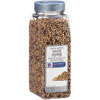 McCormick Culinary® White Pepper, Whole