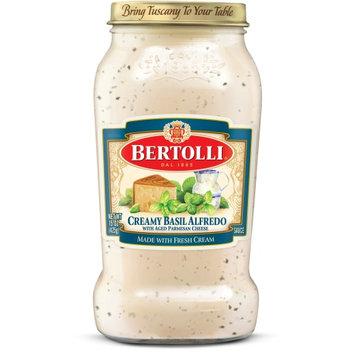 Bertolli® Creamy Basil Alfredo With Aged Parmesan Cheese Sauce
