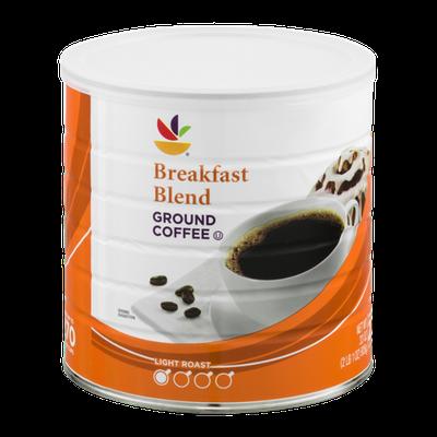 Ahold Light Roast Ground Coffee Breakfast Blend