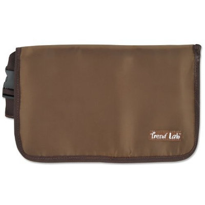 Trend Lab Diaper Clutch, Brown (Discontinued by Manufacturer)