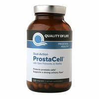 Quality of Life Labs ProstaCell with Saw Palmetto & Nettle