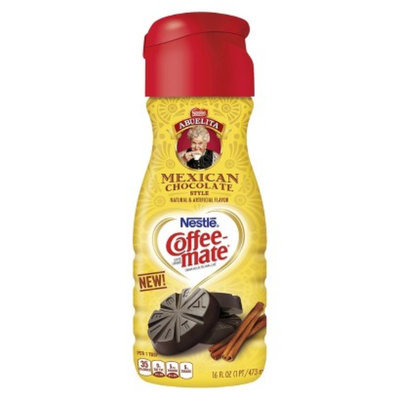 Coffee-mate® Mexican Chocolate Creamer