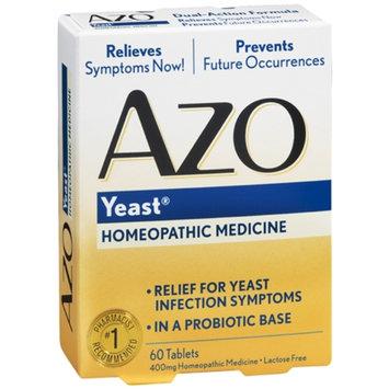 AZO Yeast Infection Symptom Treatment Tablets
