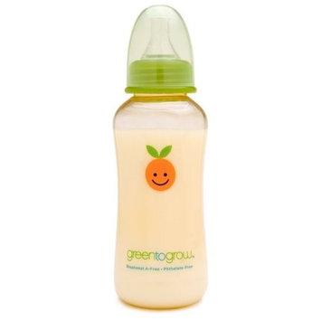 Green to Grow Baby Bottle Regular Neck - 10 oz.