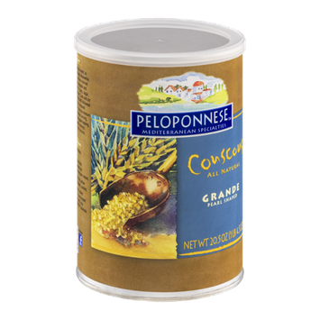 Peloponnsese Couscous Grande Pearl Shaped