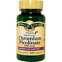 Spring Valley Chromium Picolinate