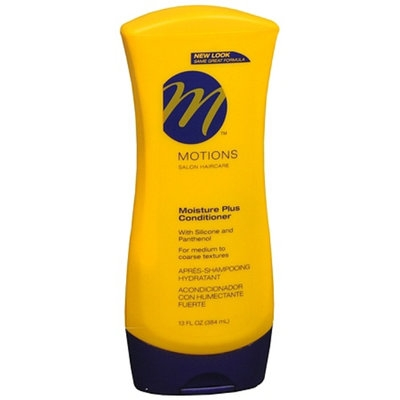 Motions at Home Moisture Plus After Shampoo Conditioner