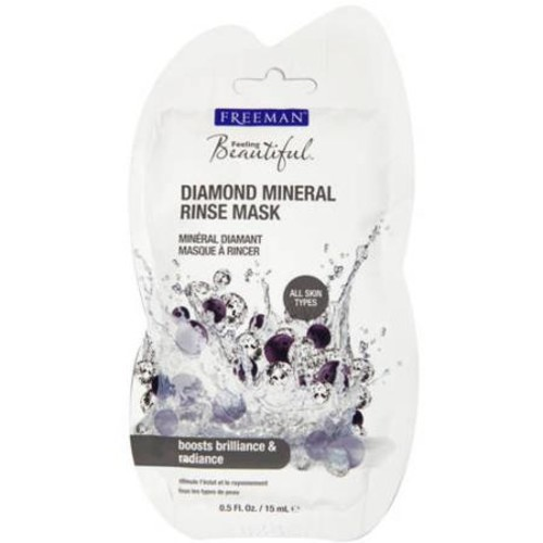 Freeman Feeling Beautiful Diamond Mineral Rinse Mask
