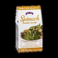 Et Tu Spinach Honey Dijon Family Size Salad Kit