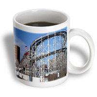 Recaro North 3dRose - Coney Island - Coney Island Roller Coaster - 11 oz mug