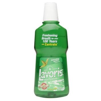 Lavoris Mouthwash Natural Mint
