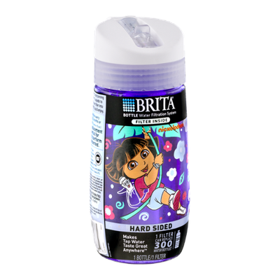 Brita Bottle Water Filtration System Nickelodeon