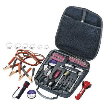 Apollo Tools Apollo 64 Piece Travel and Automotive Tool Kit