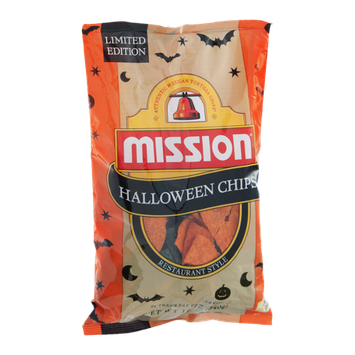 Mission Authentic Mexican Limited Edition Halloween Chips