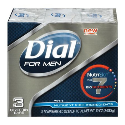 Dial® for Men NutriSkin Glycerin Bars