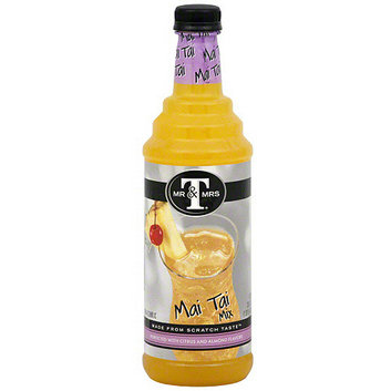 Mr & Mrs T Mai Tai Mix