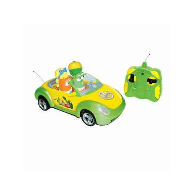 VeggieTales Veggie Vertible Remote Control Car Ages 3+
