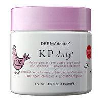 Dermadoctor KP Duty Body Scrub 16 oz