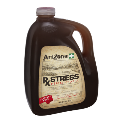 AriZona RX Stress Herbal Iced Tea