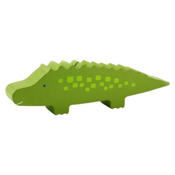 Pearhead Alligator Bank