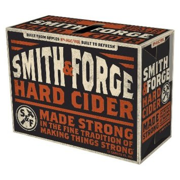 Miller Coors Smith and Forge Hard Cider 12pk 12oz cans