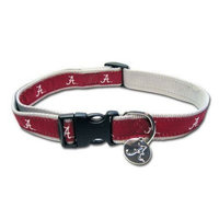 Sporty K9 Dog Collar - University of Alabama