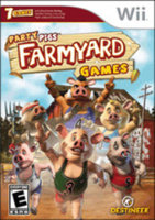 Destineer Party Pigs: FarmYard Games