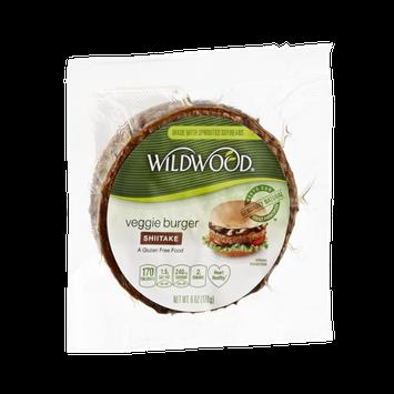 Wildwood Shiitake Veggie Burger