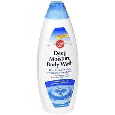 Walgreens Deep Moisture Body Wash, 24 fl oz