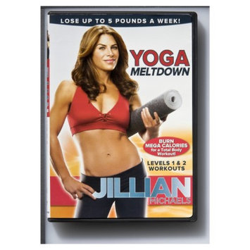 JILLIAN MICHAELS: YOGA MELTDOWN BY MICHAELS, JILLIAN (DVD)