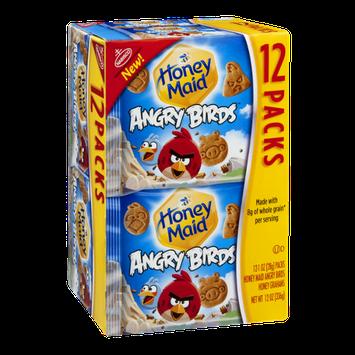 Honey Maid Angry Bird Packs - 12 CT