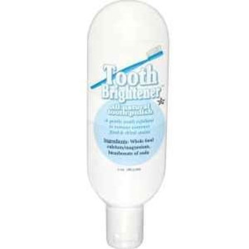 Tooth Soap ToothSoap, Tooth Brightener, Fluoride Free, 1 oz (28.5 ml)