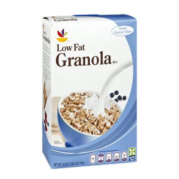Ahold Low Fat Granola