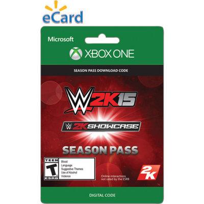 Microsoft Xbox One WWE 2K15 Showcase Season Pass $24.99 (Email Delivery)