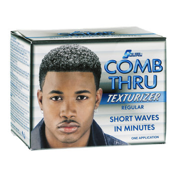 S Curl Comb Thru Texturizer Regular
