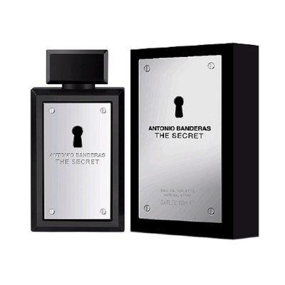 Antonio Banderas The Secret Eau De Toilette Spray, 3.4 fl oz