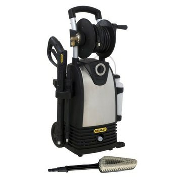 GXI International STANLEY 1800 PSI 1.4 GPM Electric Pressure Washer with High Pressure