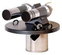 NORTECH N552BK Vacuum Generating Head,25HP,55 gal,163cfm