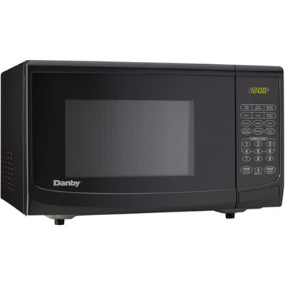 Danby Products DMW111KBLDB 1.1 cu. ft. Microwave, Black