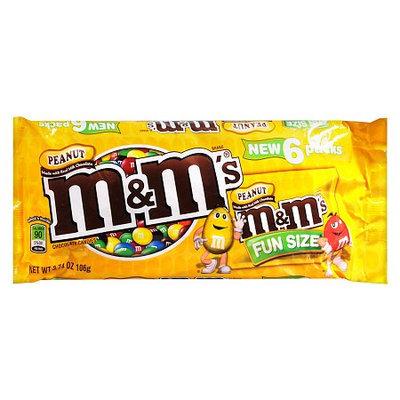 M&M's Milk Chocolate Peanut