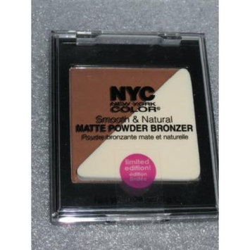NYC Smooth & Natural Matte Powder Bronzer