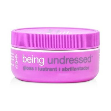 Rusk Being Undressed Hair Gloss Pomade Wax pack of 2