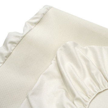 turepedic Organic Airflow Crib Sheet - Style: Crib - Fitted
