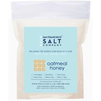 Oatmeal Honey Bath Salts 20lb Bag
