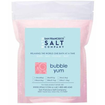 Bubble Fun Foaming Bath Salts 20lbs